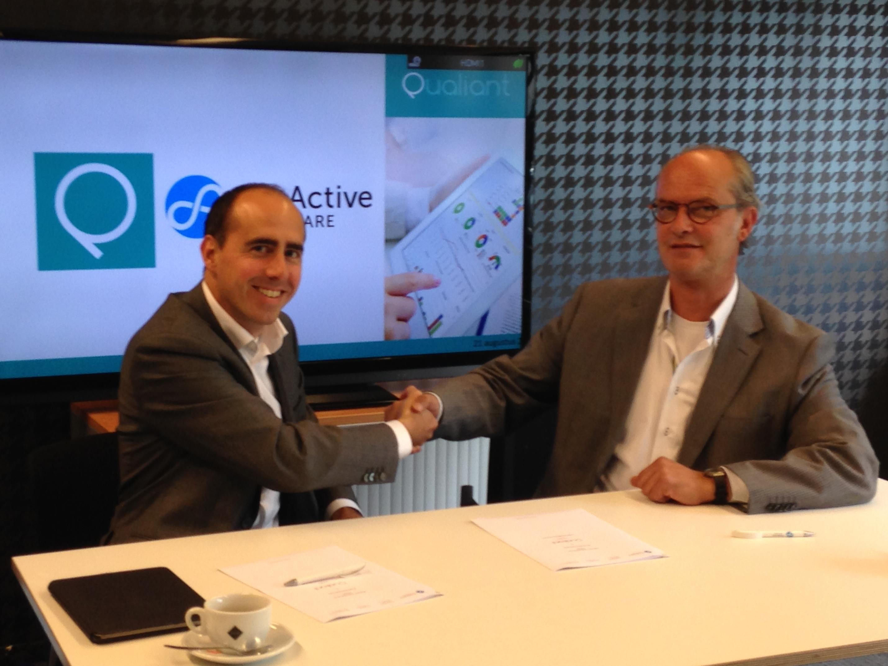 Effectieve bedrijfsvoering met Qualiant en ProActive