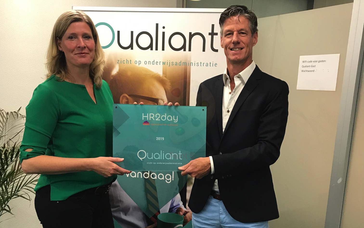 Qualiant Certified Partner HR2day
