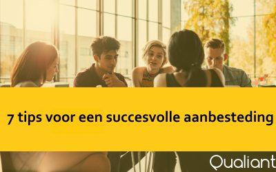 Hoe maak je een succes van het aanbesteden van de onderwijs administratie?